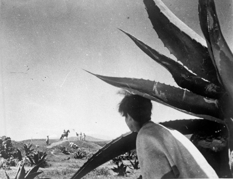 Да здравствует мексика 1931  смотреть видео  в